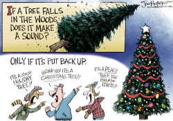 Holiday Tree by Joe Heller