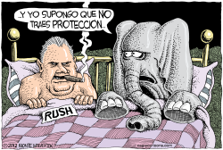 Rush sin Proteccion  by Wolverton