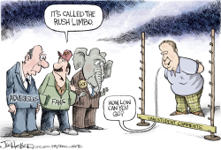 Rush by Joe Heller