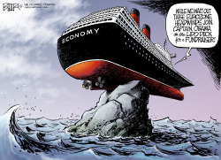 Displeasure Cruise  by Nate Beeler
