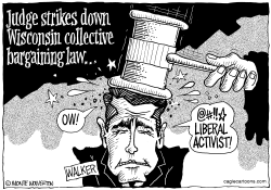 Wisconsin Collective Bargaining by Wolverton