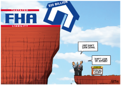 FHA Cliff- by RJ Matson