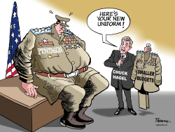 Cuts for Pentagon  by Paresh Nath
