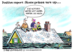 Home prices rising by Dave Granlund