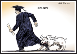 Student loan rates doubled Dog daze of bummer by J.D. Crowe