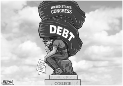 Congress Lets Interest Rate on Federal Student Loans Double by RJ Matson