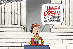 MLK-Living wage by Jeff Darcy