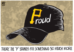 LOCAL- PITTSBURGH PIRATES,  by Randy Bish