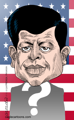 JFK by Arcadio Esquivel