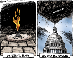 Eternal Smudge by Kevin Siers