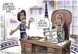 Signup  by Joe Heller