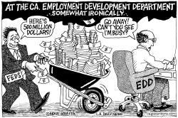 LOCAL-CA CA Unemployment Dept Skips 500mil by Wolverton