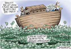 Flood by Joe Heller
