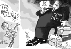 Who Owns America by Pat Bagley