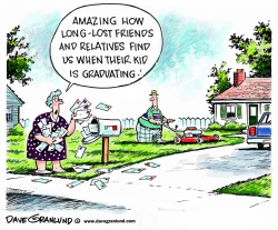 Graduations by Dave Granlund