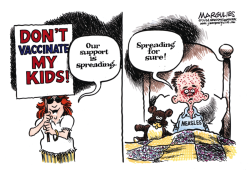 Measles color by Jimmy Margulies