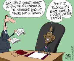Obama's Iraq  by Gary McCoy