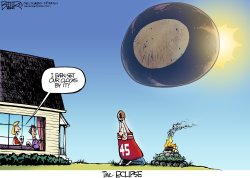 LOCAL OH - OSU Football Returns  by Nate Beeler
