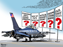Questions on Syria  by Paresh Nath