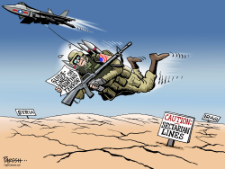 Fighting ISIS  by Paresh Nath