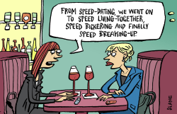 Speed Dating by Chris Slane