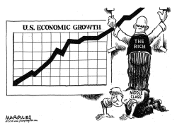 US Economic growth by Jimmy Margulies