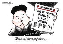 The Interview color by Jimmy Margulies