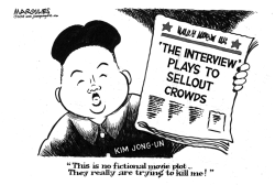 The Interview by Jimmy Margulies