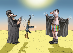 Pencils of Destruction by Marian Kamensky