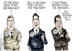 Three by Joe Heller