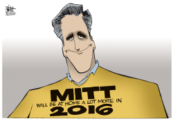 MITT SAYS NO,  by Randy Bish