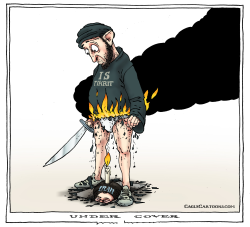 under cover by Joep Bertrams