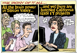 LOCAL-CA Botched California computer systems  by Wolverton