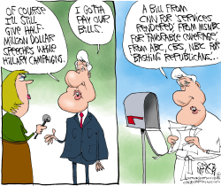 Bill's Gotta Pay Bills  by Gary McCoy
