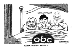 Stephanopoulos donation to Clinton Foundation  by Jimmy Margulies