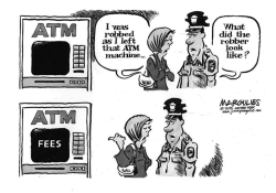 ATM fees by Jimmy Margulies