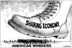 The Sharing Economy by Wolverton
