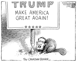 Cruz wins Iowa by Adam Zyglis