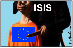 ISIS in Europe by Yaakov Kirschen