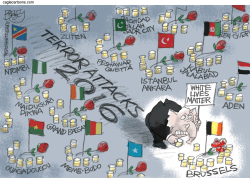 Some Lives Matter  by Pat Bagley