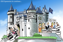 Brexit and EU expansion by Paresh Nath