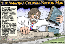 Colossal Bolton Man --  by Wolverton