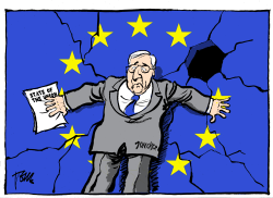 EU state of the union by Tom Janssen