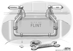 Easy Plumbing Fix For Federal Aid to Flint by RJ Matson