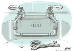 Easy Plumbing Fix For Federal Aid to Flint- by RJ Matson