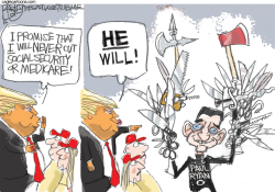 Medicare Fraud by Pat Bagley