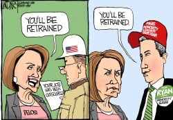 Tim Ryan vs Nancy Pelosi by Jeff Darcy