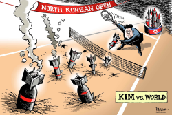 Kim vs World by Paresh Nath