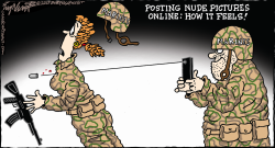 Marines Nude Pictures by Bob Englehart