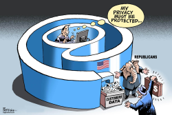 American Internet privacy by Paresh Nath